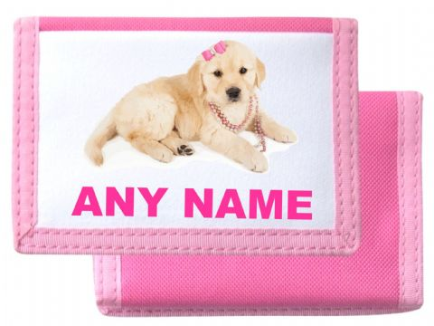 Puppy Wallet/Purse